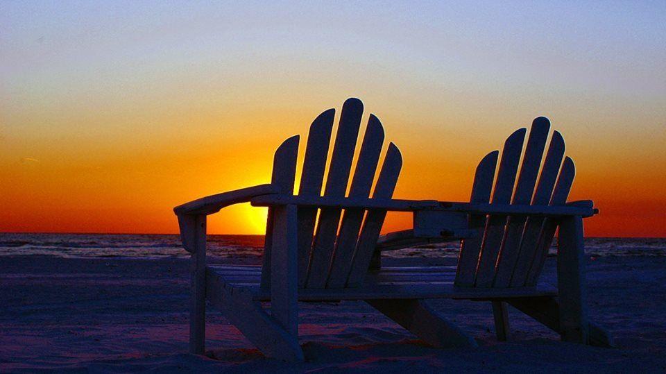 adirondack chairs on beach sunset. Interesting Chairs Sunset At The Beach Adirondack ChairsBeach  On Chairs Beach K