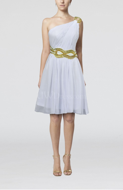 Park Art My WordPress Blog_White Knee Length Dress Plus Size