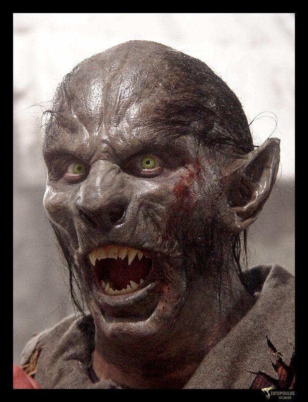 Monster Gallery Underworld Evolution 2006 Werewolf