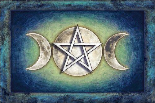 Dreifacher Mond