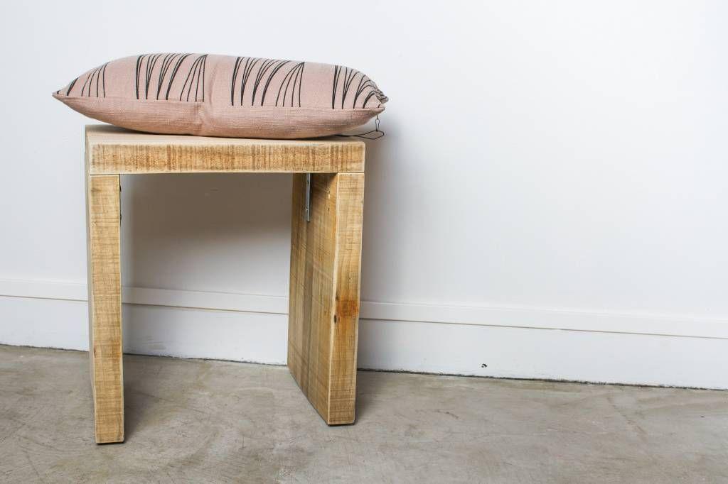 Pure wood design kruk scheepshout bad badkamer moodbord finaal