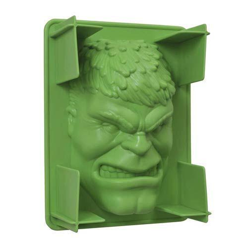 Hulk Gelatin Mold Marvel and Geek stuff