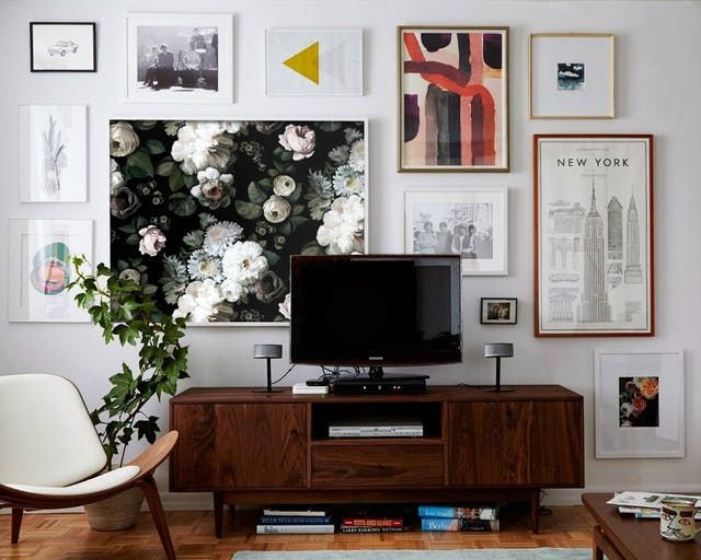 10 Unexpected (& Cheap!) Things You Haven\'t Thought to Frame as ...