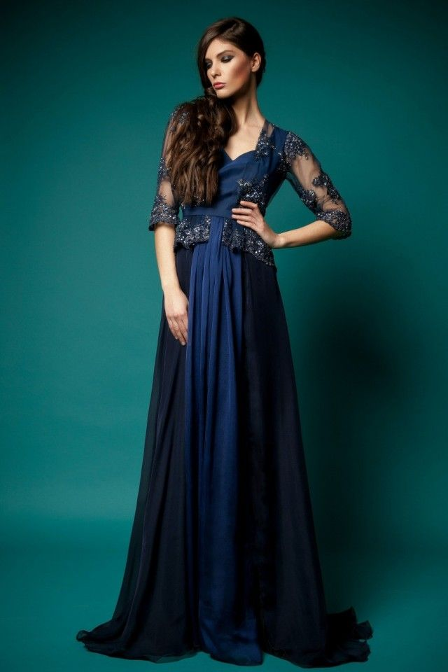 26 Wonderful Evening Gowns For Pretty Women | Evening gowns ...