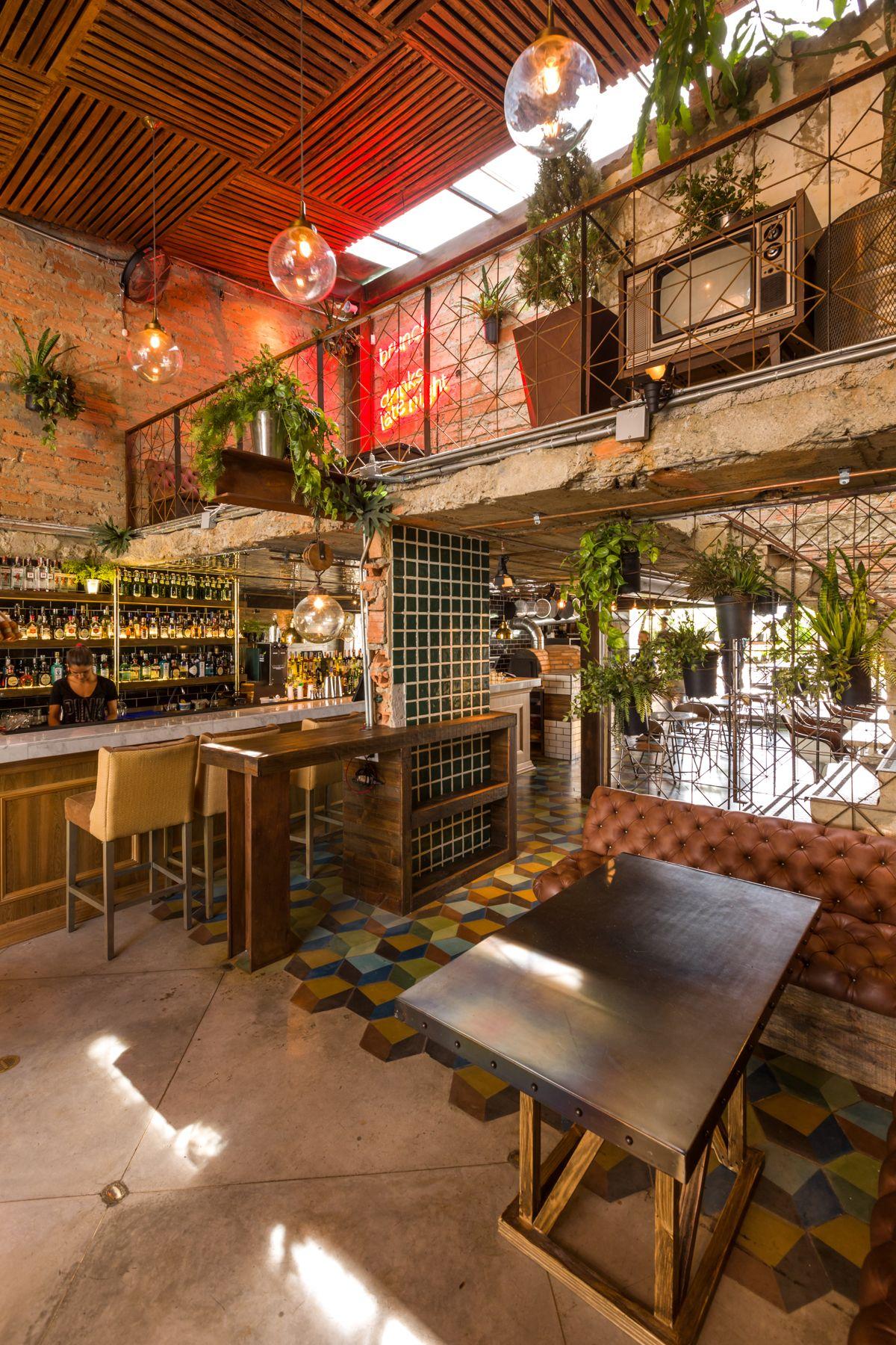 20151006c Juanri Ideas Restaurante Pinterest
