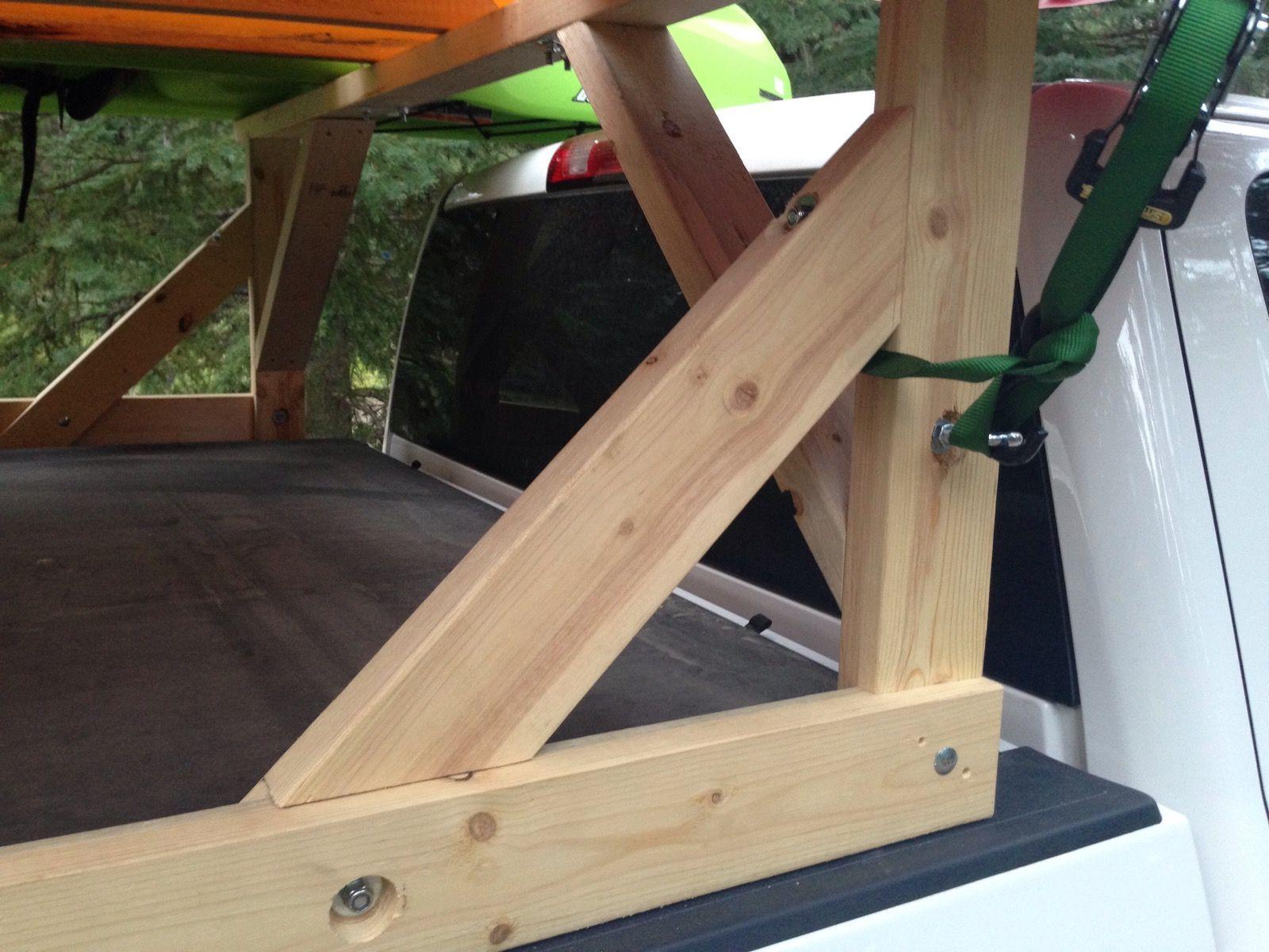 Diy truck rack part 2 birch tree farms truck