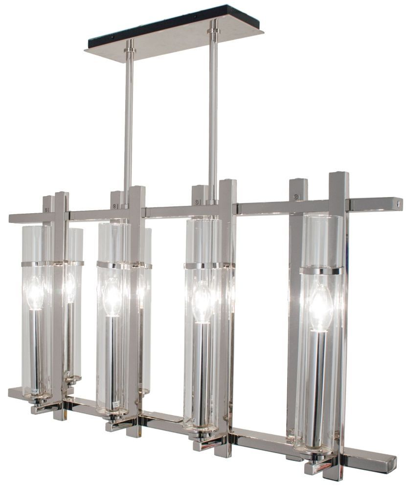 Rv astley louis nickel 8 light long chandelier chandeliers online rv astley louis 8 light long nickel chandelier arubaitofo Choice Image