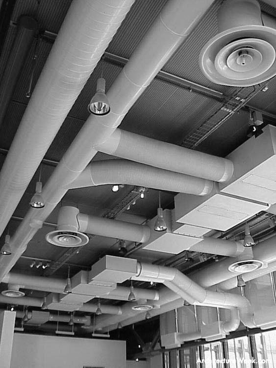 Exposed Ceiling Services Office Ceiling Office Lighting Ceiling Exposed Ceilings
