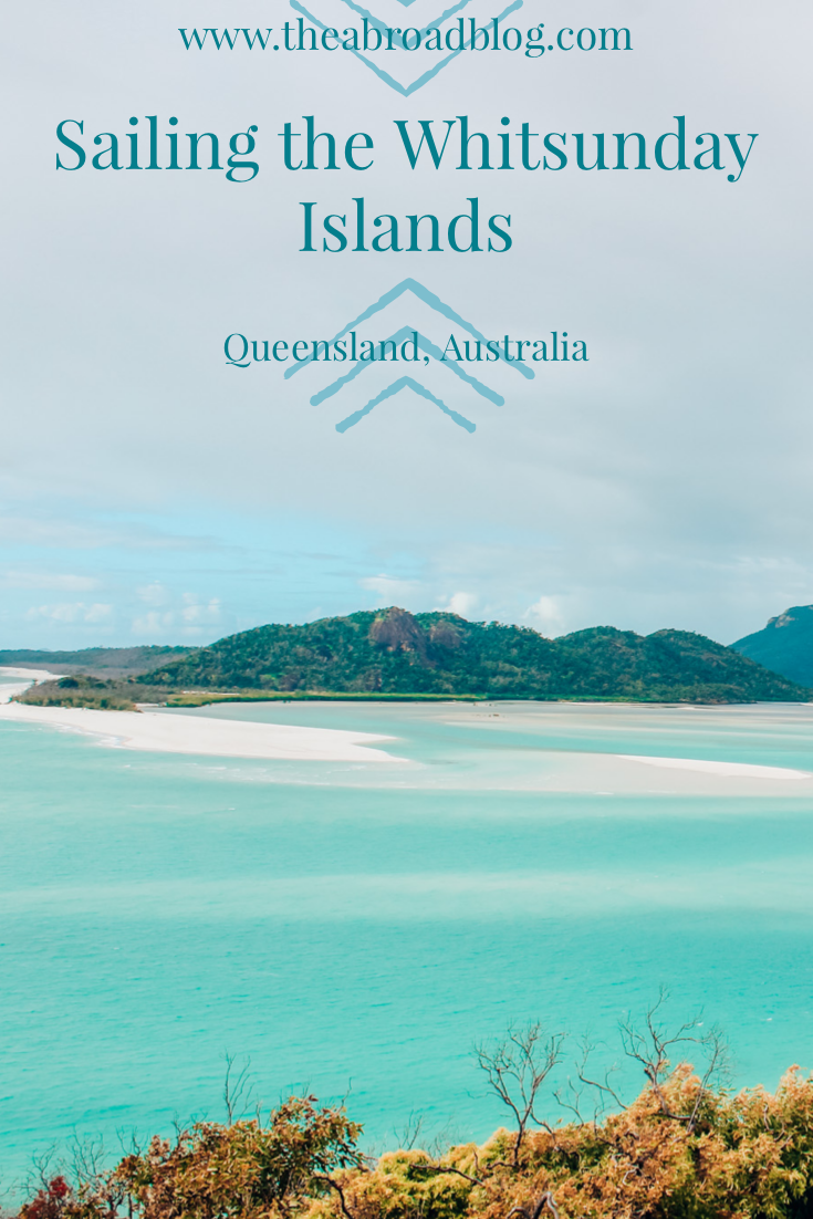 Sailing The Whitsunday Islands In 2020 Oceania Travel Airlie Beach Sailing