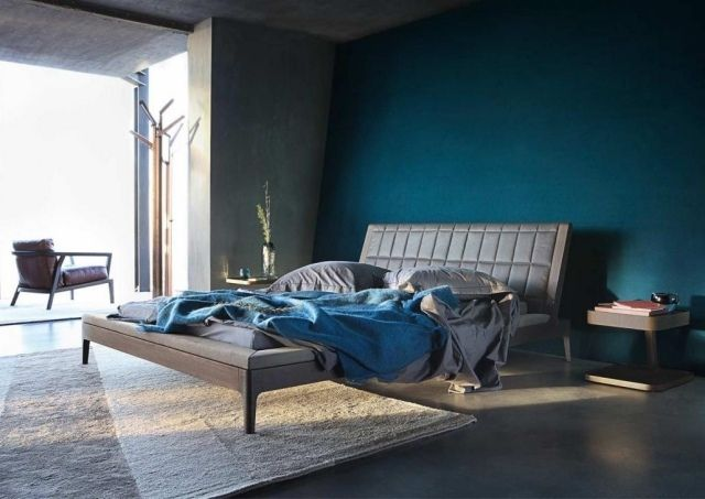 Pin by sputz ot on deco chambre bleu canard couleur peinture chambre peinture chambre adulte - Couleur deco chambre a coucher ...