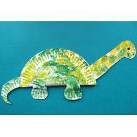 Projekt Dinosaurier Kindergarten und Kita-Ideen #dinosaur