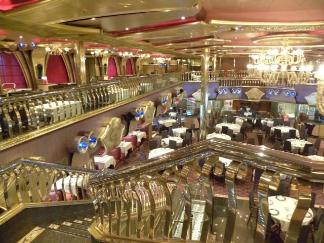 A Dozen Dining Options On The Carnival Liberty Part 81