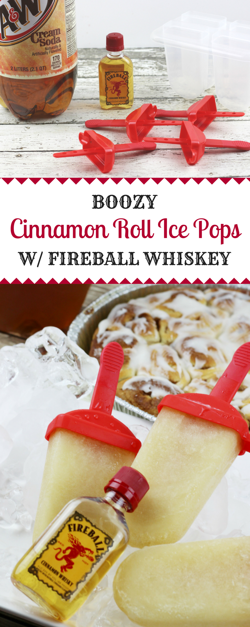 Inspired by the cinnamon roll cocktail these delicious cinnamon inspired by the cinnamon roll cocktail these delicious cinnamon roll ice pops are made with forumfinder Image collections