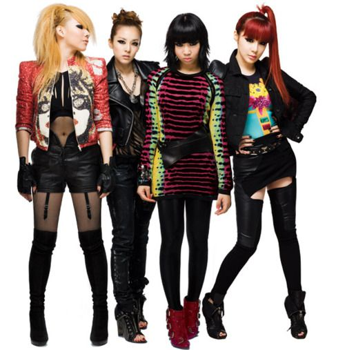 Image result for 2ne1 fashion can't nobody