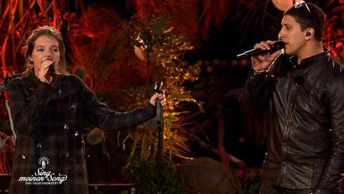 Sing Meinen Song 2015 Yvonne Catterfeld Und Andreas Bourani Singen Hey Vox De Andreas Bourani Bourani Sing Meinen Song