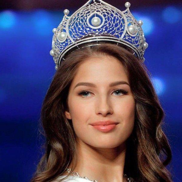 Yana Denisovna Dobrovolskaya Miss Russia 2016