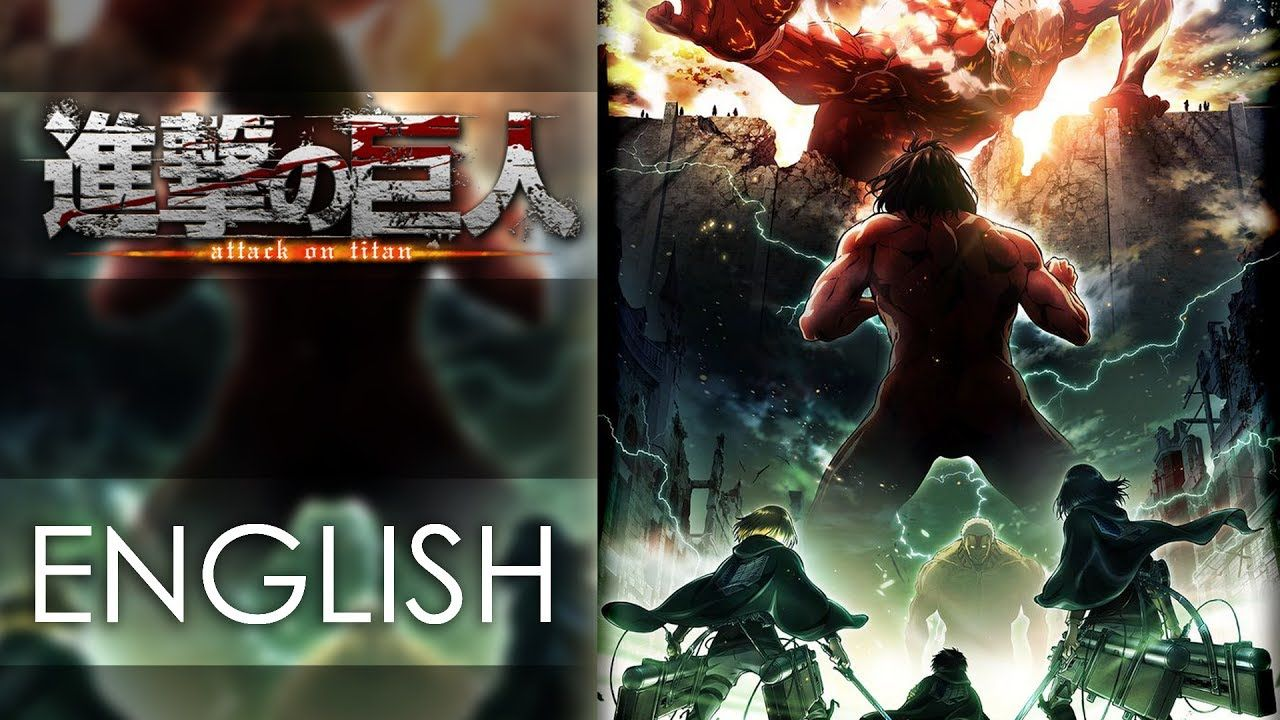 Images Of Attack On Titan Intro Song English