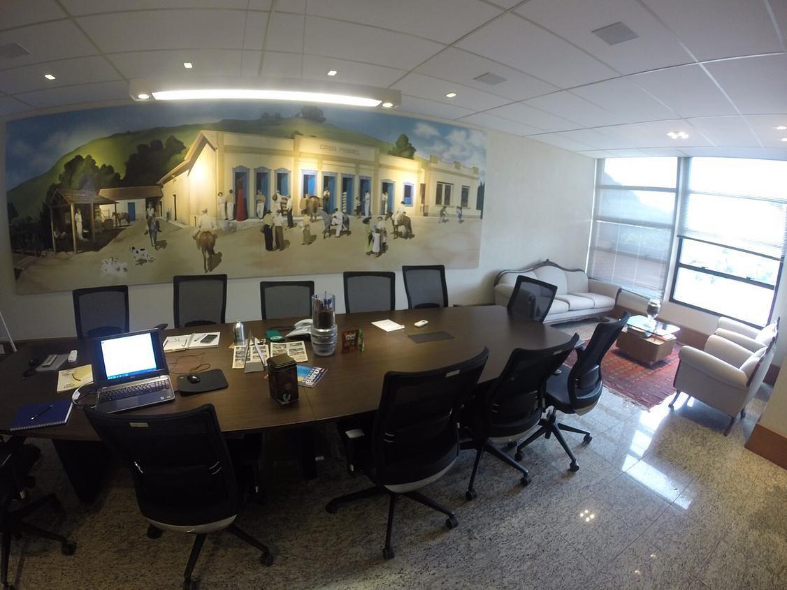 Projeto Corporativo. Sala de Reunião.