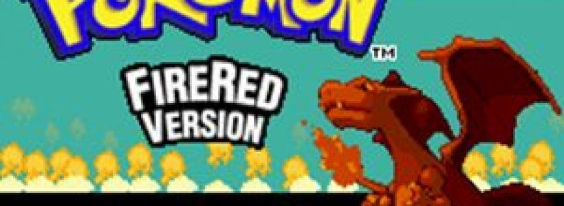 Pokemon Fire Red Version Gba Rom Download Game Ps1 Psp Roms Isos And More