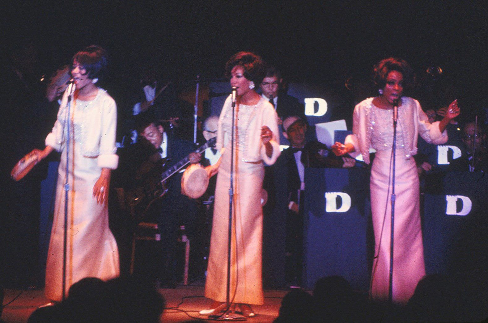 Diana ross the supremes at the deauville hotel miami