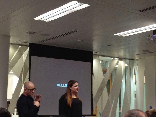 Brand & Experience - Feb13 Event by UXPA UK, via Flickr