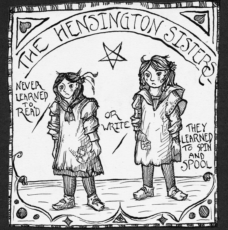 the hensington sisters by ~Liddell