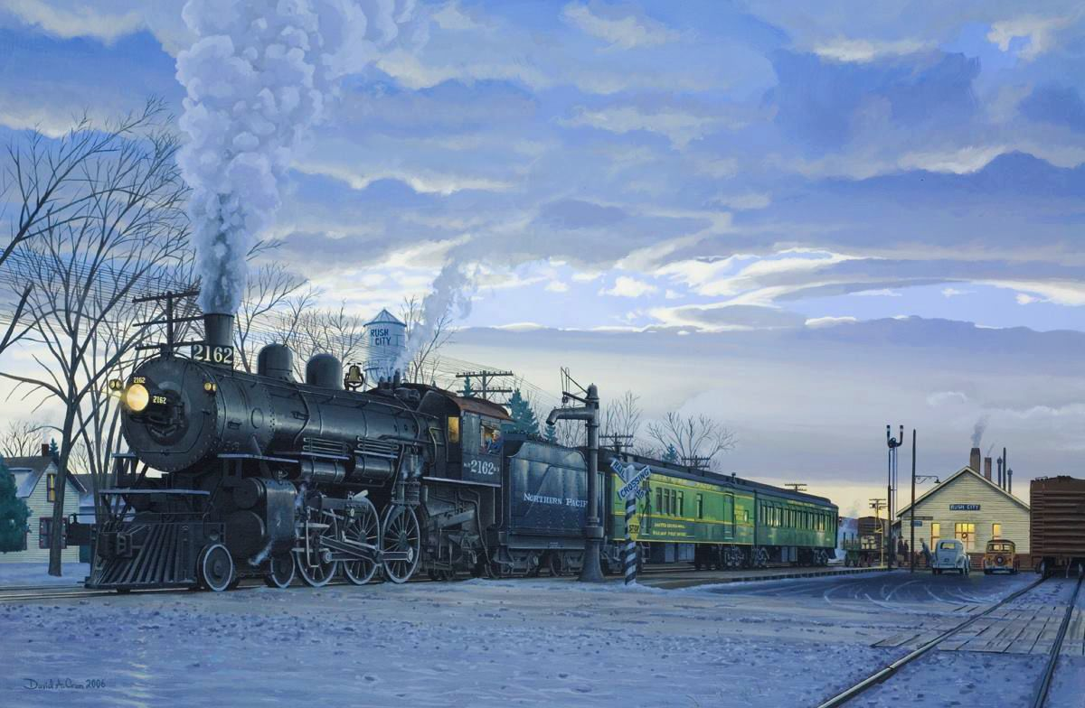 Christmas/Holiday Train Rides 2017, Including Official \
