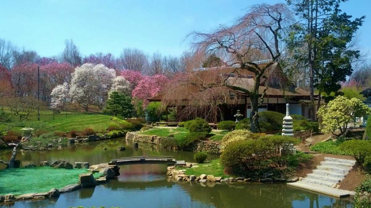 Shofuso Japanese House Garden One Of Many Sites Participating In This Year 39 S National Public
