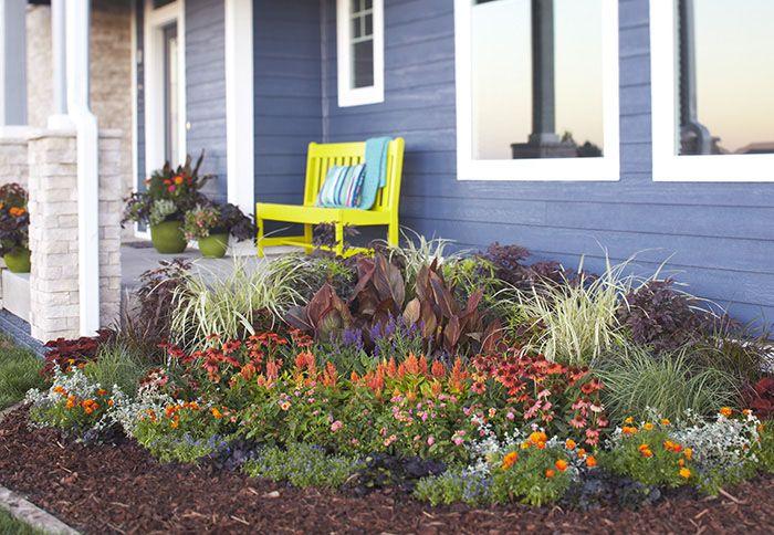 Design Your Landscape Flower Beds Flower Garden Corner Garden
