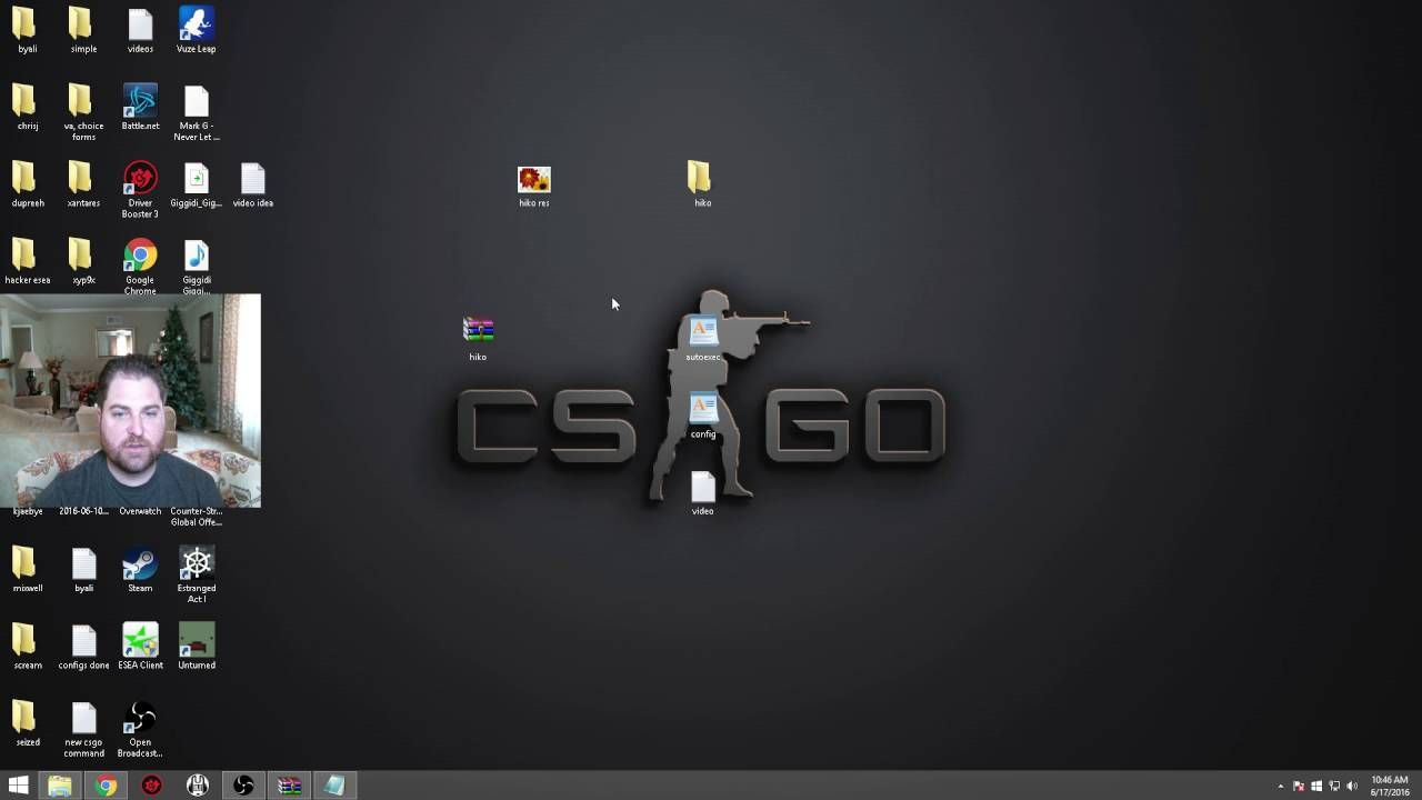 Hiko CSGO Settings and Configs 2016 | CSGO Videos | Videos, Desktop