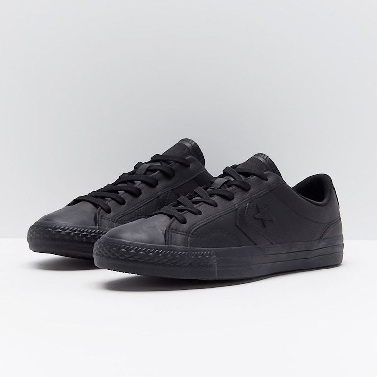 Converse CONS STAR PLAYER Trainers blackcharcoal Kids