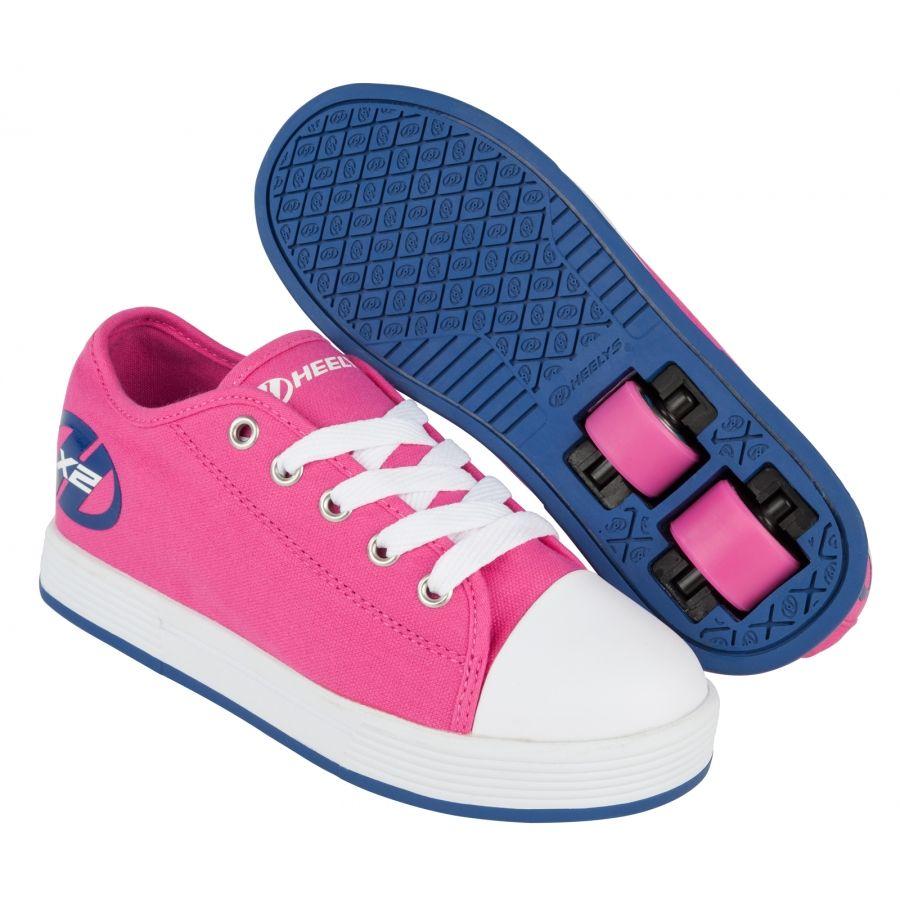 Heelys Straight Up Nina Negro Deportivas Zapatos Talla 7mHHSUrfFv