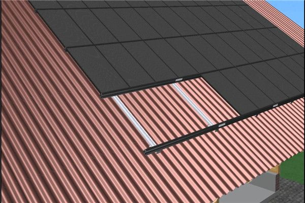 For The Roll Forming Machine Of Making Color Steel Roofing Sheets We Divide It Into Three Parts Trans Sheet Metal Roofing Corrugated Metal Roof Metal Roof