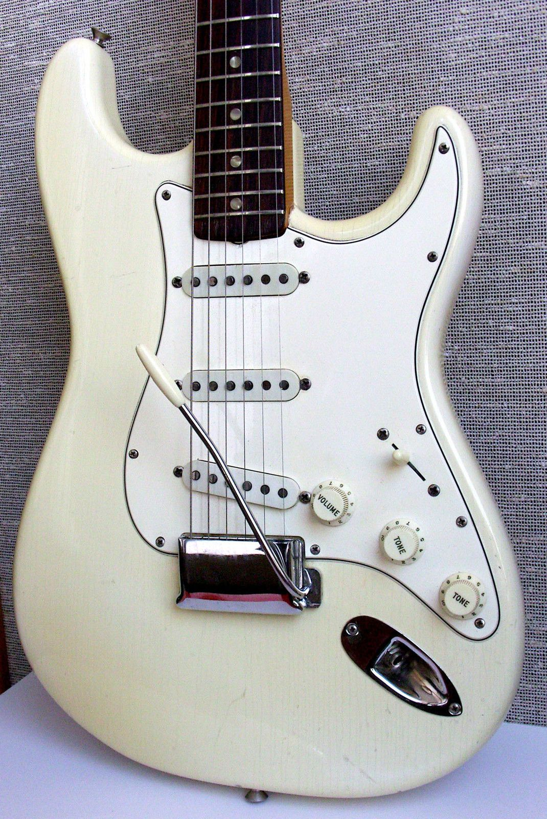 Stratocaster pickup dating
