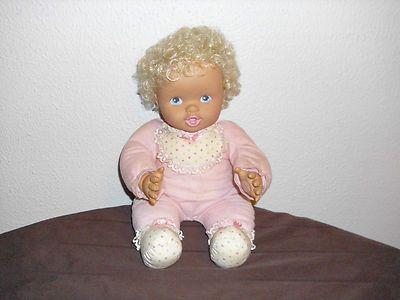 1993 My New Born Nancy Doll Tyco Industries Inc Omg It