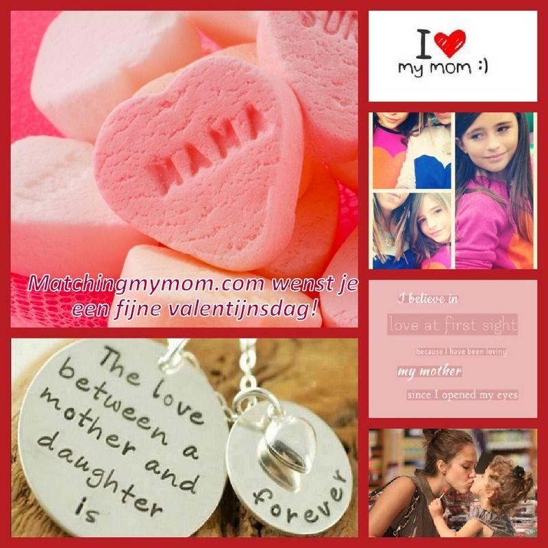 Matchingmymom Com Home Mode Voor Moeder Dochter Happy Valentines Day Mom Happy Valentine Happy Valentines Day