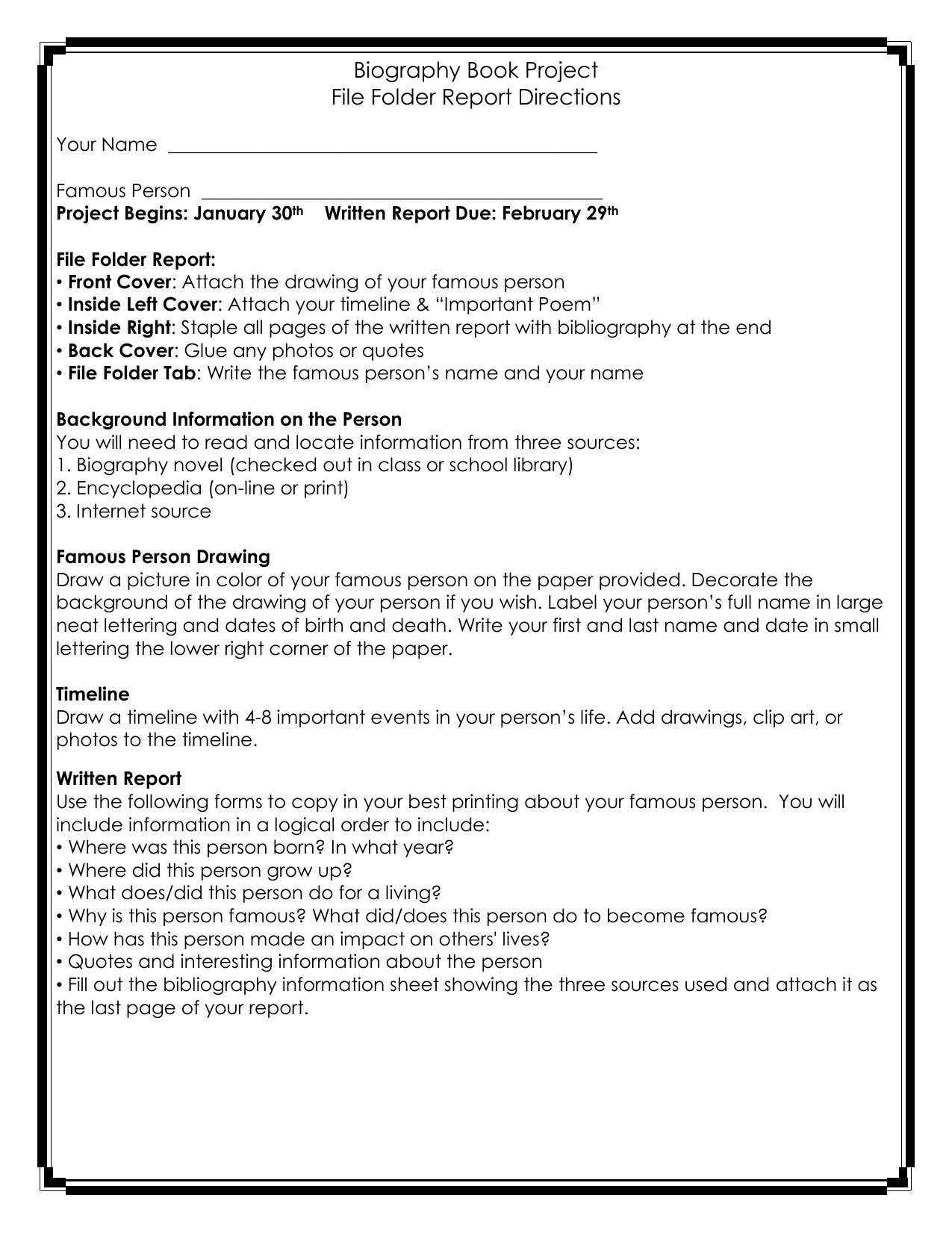 How To Write A Resume Writing A Bibliography Citing Sources Teaching Writing
