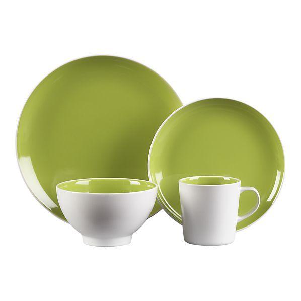 Max Green Dinnerware