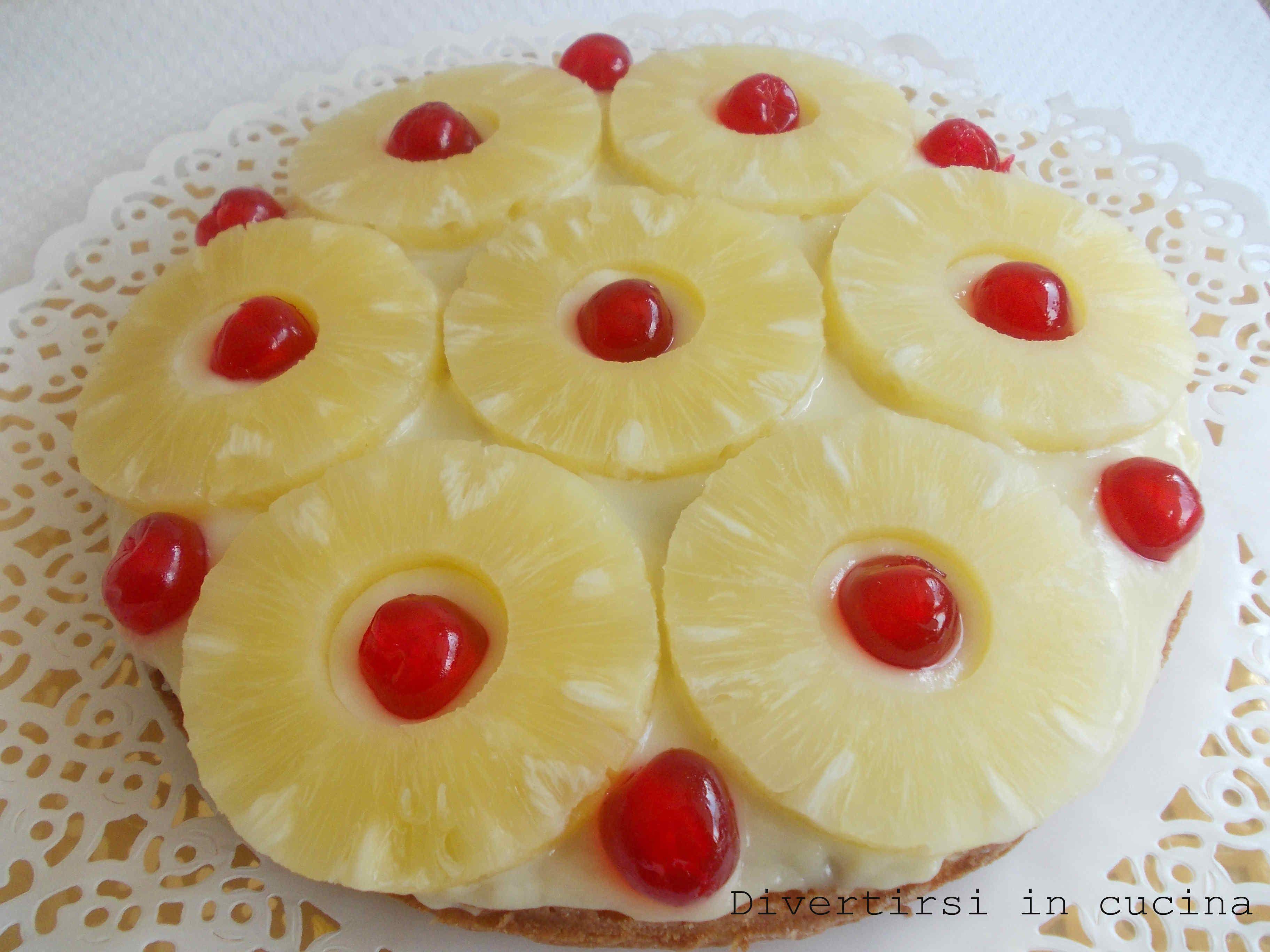 Torta Morbida Allananas Ricette Golose Pinterest Cooking E Chili