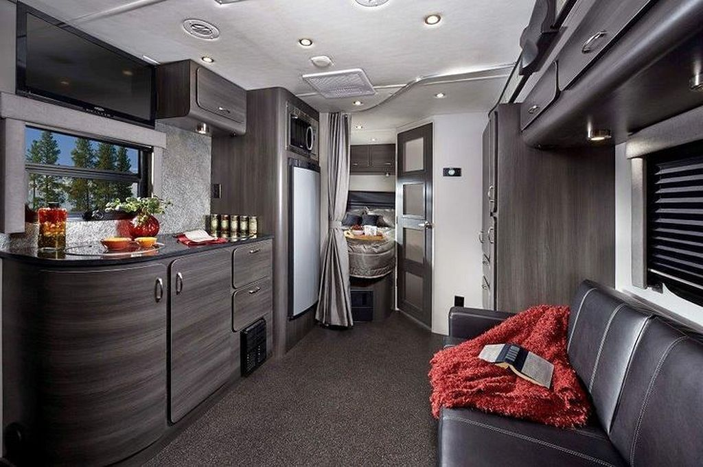 Great 202 Modern Interior Ideas for RV Camper https ...