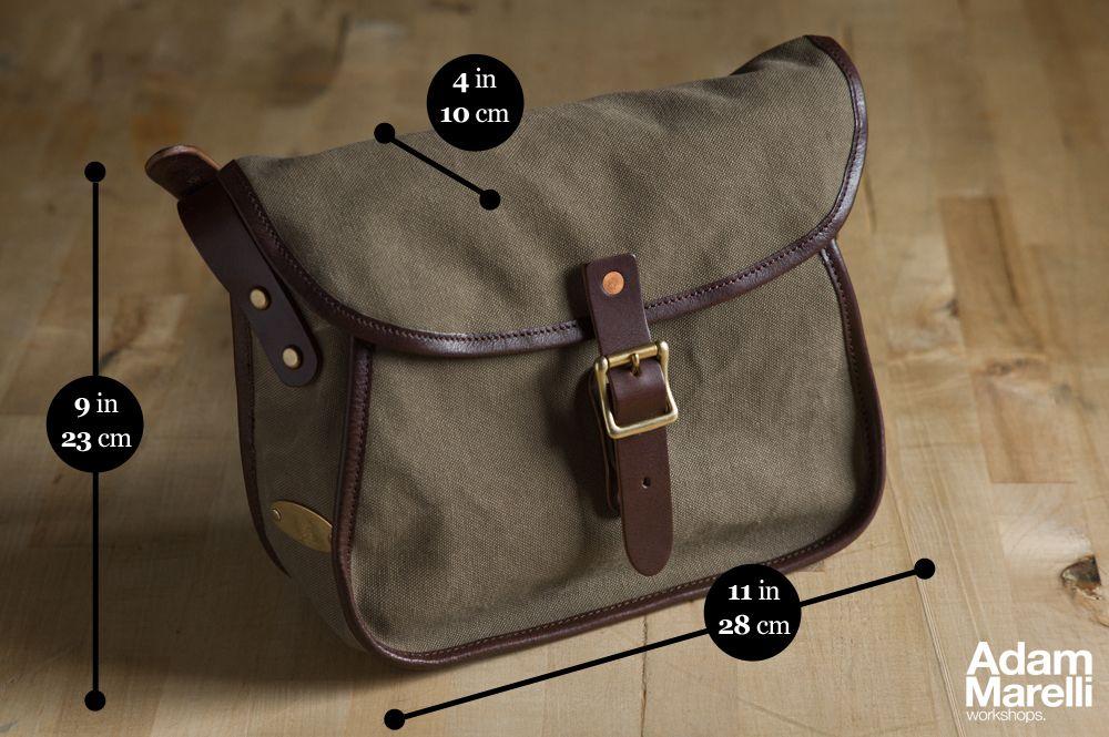 55d418b9f9 Small Shoulder Bag dimensions © Adam Marelli