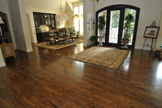 Images Dark Stained Oak Floor