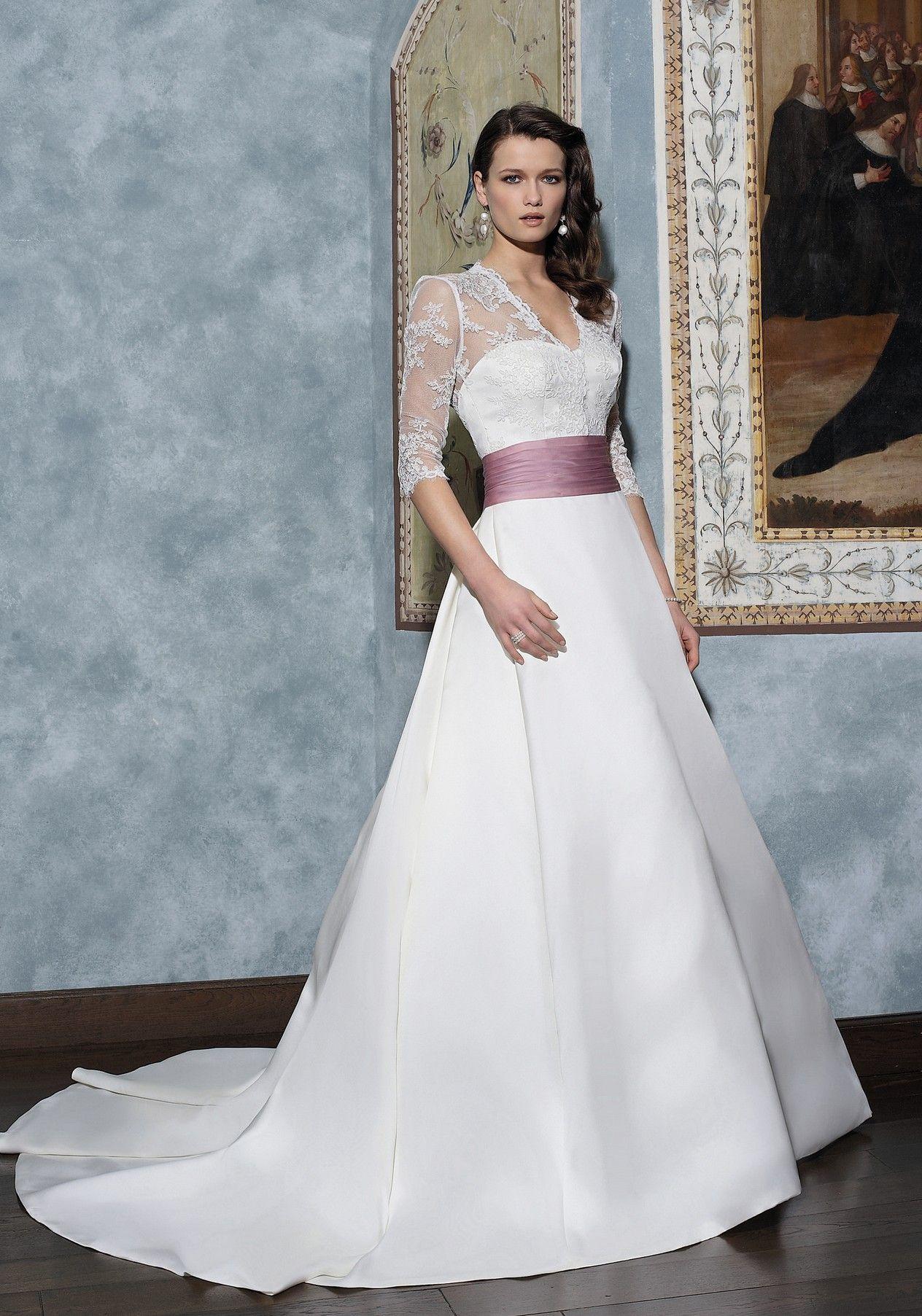 Vestidos de novia 2013 de Manu Garcia   vestidos de bodas ...