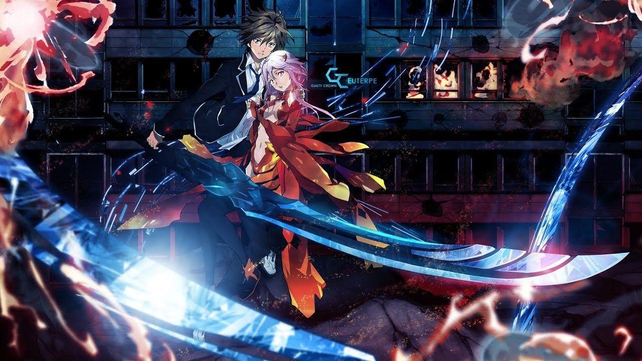 Guilty Crown [ AMV ] Dead V Anime, Hình ảnh