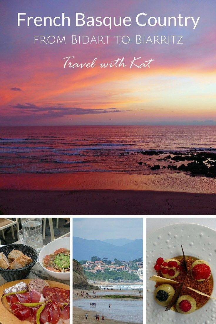 Getting To Know The French Basque Country From Bidart To Biarritz Basque Country Camping San Sebastian Camping France