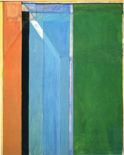Ocean Park No. 30 - Richard Diebenkorn
