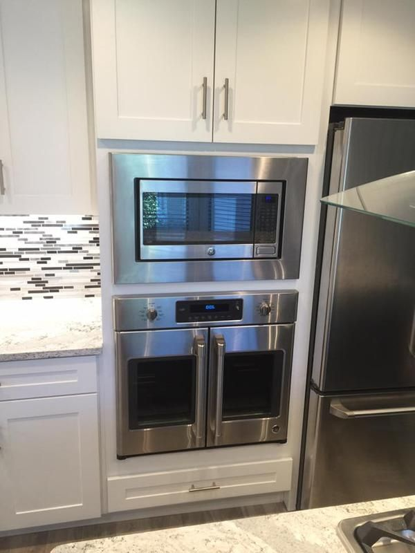 French Door Oven Easton Club Family Room Kitchen In 2019