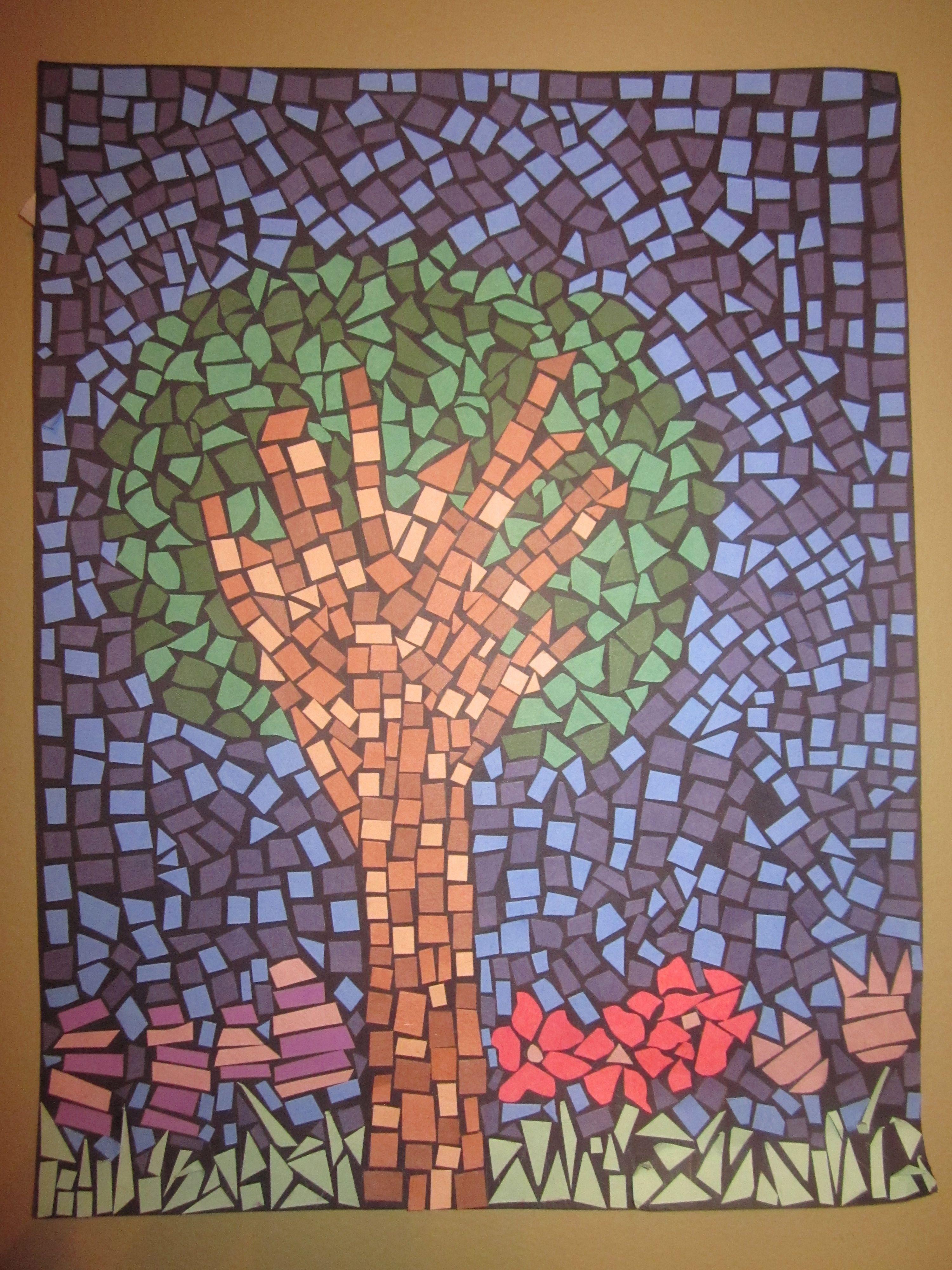 Arts And Crafts Mosaic Tiles | Tile Design Ideas