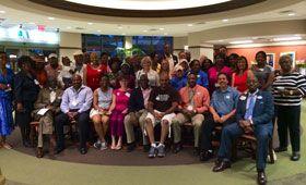 "Cancer survivors reunite at ""The Gathering"""