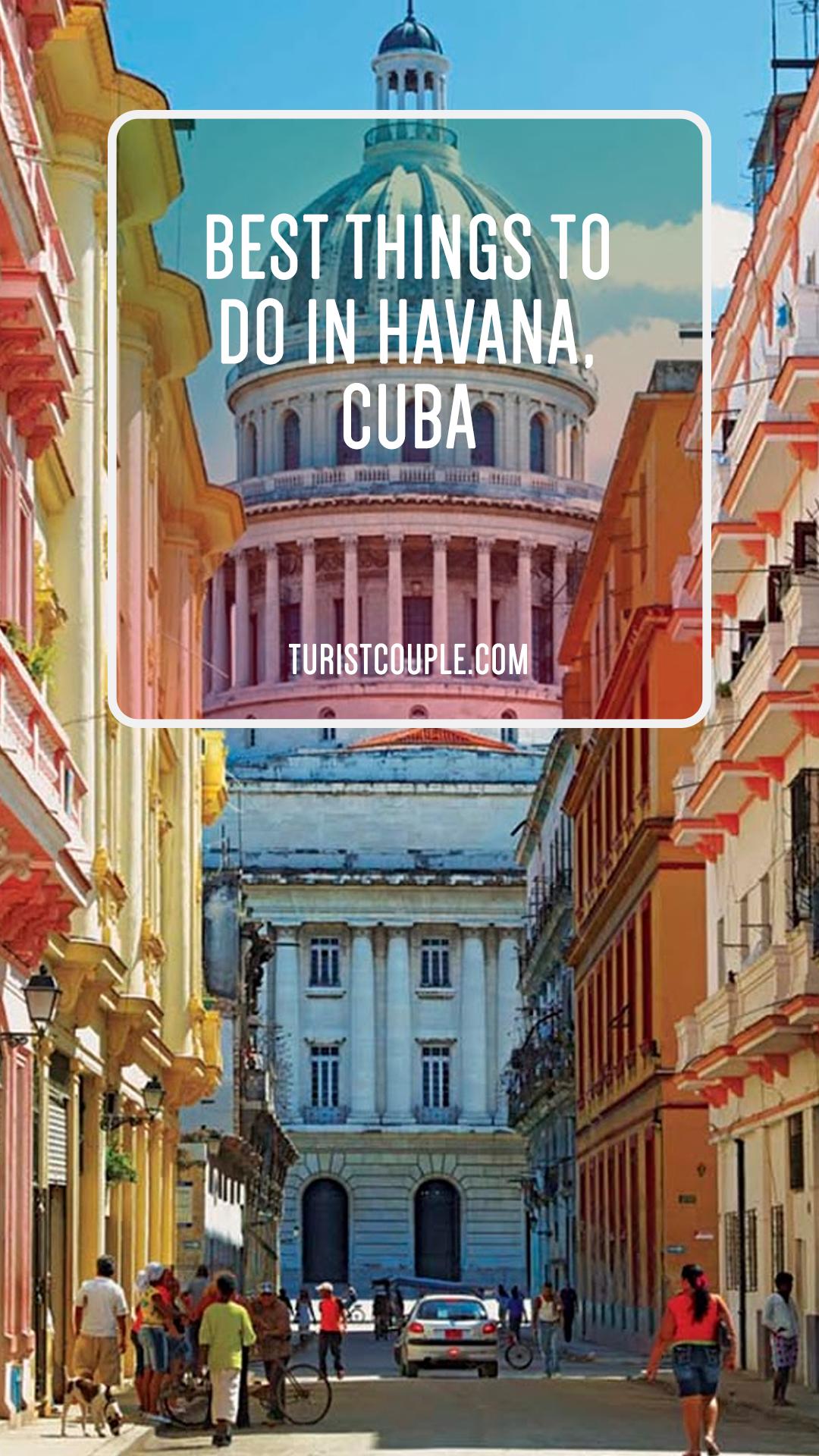 ️ What To Do In Havana Cuba 2019 Visit cuba, Havana cuba